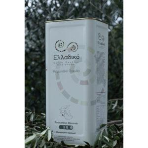 ELLADIKO - Extra Virgin Olive Oil 5 liters