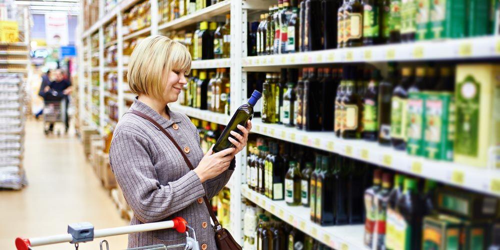 Έξτρα Παρθένο Ελαιόλαδο Ελλαδικό - supermarket